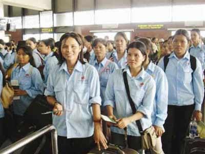 Công ty TMS tuyển lao động đi làm việc tại Đài Loan
